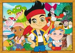 Jake and the Neverland Pirates Giant Floor Puzzle, 24pc - image 2 - Click to Zoom
