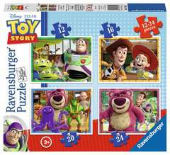 Disney Toy Story 4 in Box - image 1 - Click to Zoom