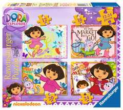 Dora the Explorer 4inBox - image 1 - Click to Zoom