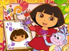 Dora the Explorer 4inBox - image 5 - Click to Zoom