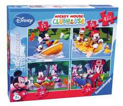 Mickey Mouse Clubhouse 4 in a Box - image 1 - Click to Zoom