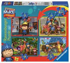 Mike the Knight 4 in Box - image 1 - Click to Zoom