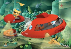 Octonauts Gup X to the Rescue, 35pc - image 2 - Click to Zoom