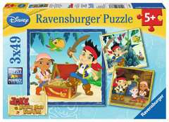 Jake & the Never Land Pirates 3x49pc - image 1 - Click to Zoom