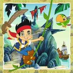 Jake & the Never Land Pirates 3x49pc - image 3 - Click to Zoom