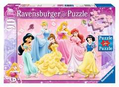 Princess Puzzle in a Puzzle, 90pc - image 1 - Click to Zoom