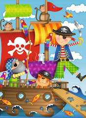 Pirate Adventure - image 2 - Click to Zoom