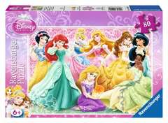 Disney Princess 80pc - image 1 - Click to Zoom