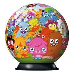 Moshi Monsters 3D Puzzle, 72pc - image 2 - Click to Zoom