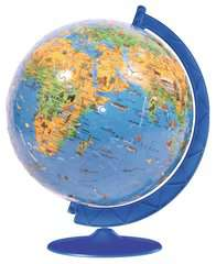 Children´s World Map 3D Puzzle®, 180pc - image 3 - Click to Zoom