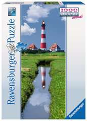 Westerhever Lighthouse - image 1 - Click to Zoom