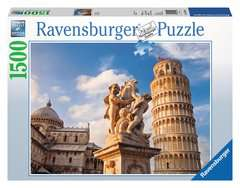 Leaning Tower of Piza, 1500pc - image 1 - Click to Zoom