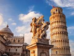 Leaning Tower of Piza, 1500pc - image 2 - Click to Zoom