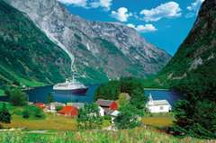 Fascinating Norway, 3000pc - image 2 - Click to Zoom