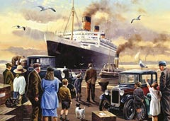 Send off for the Queen, 1000pc - image 1 - Click to Zoom