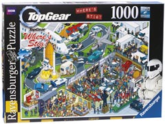TOP GEAR Where's Stig, Studio, 1000pc - image 2 - Click to Zoom