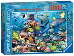 Jewels of the Sea, 1000pc - image 1 - Click to Zoom