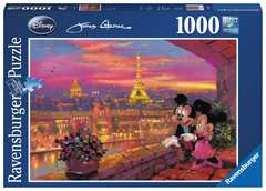 Disney A Paris Sunset, 1000pc - image 1 - Click to Zoom
