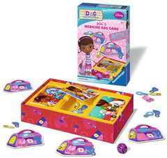 Disney Doc McStuffins: Doc's Medicine Bag Game - image 1 - Click to Zoom