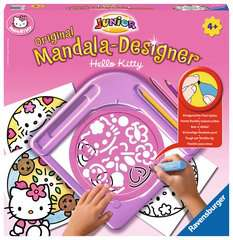 JUNIOR Mandala-Designer® Hello Kitty - immagine 1 - Clicca per ingrandire