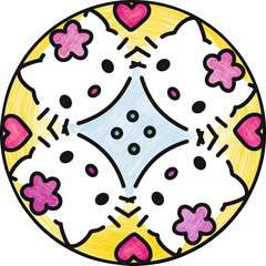 JUNIOR Mandala-Designer® Hello Kitty - immagine 5 - Clicca per ingrandire