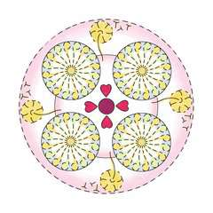2in1 Mandala-Designer® Me to you - image 2 - Click to Zoom