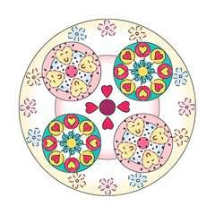 2in1 Mandala-Designer® Me to you - image 7 - Click to Zoom