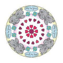 2in1 Mandala-Designer® Me to you - image 10 - Click to Zoom