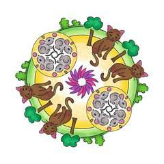 2-in-1 Mandala-Designer® Little Pets - image 7 - Click to Zoom
