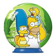 The Simpsons 3D Puzzle, 54pc - image 2 - Click to Zoom