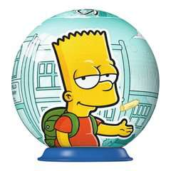 The Simpsons 3D Puzzle, 54pc - image 4 - Click to Zoom