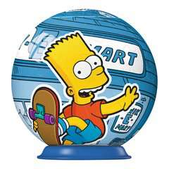 The Simpsons 3D Puzzle, 54pc - image 5 - Click to Zoom