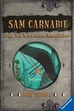 Ravensburger Sam Carnabie jagt den Schwarzen Mondfalter