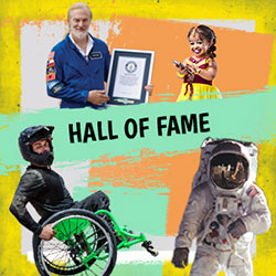Guinness World Records - Hall of Fame Rekorde