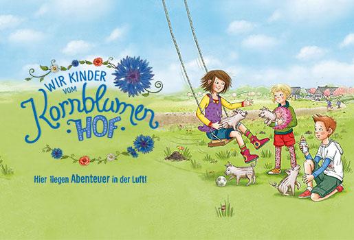 Wir Kinder vom Kornblumenhof