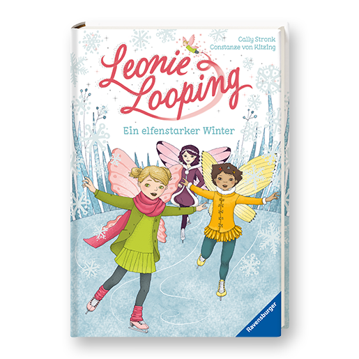 Buchcover Leonie Looping - Ein Elfenstarker Winter
