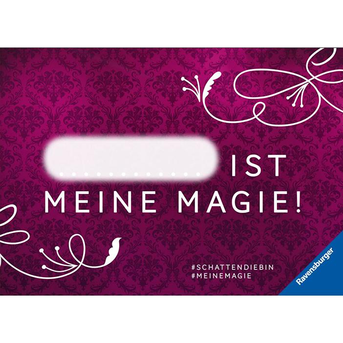 Was ist deine Magie, sag es Ravensburger
