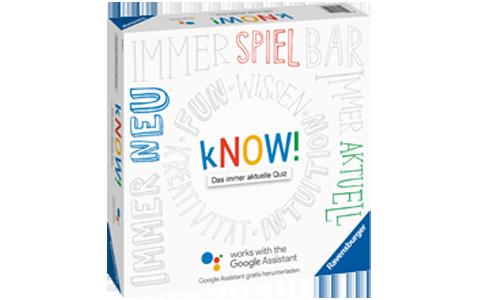 Google Know! Spiel