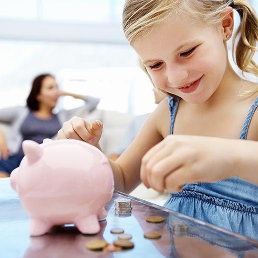 Taschengeld Kinder Angemessen