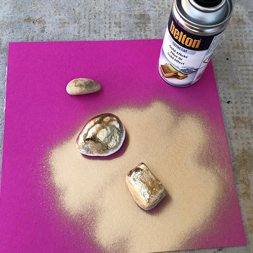 So werden Goldnuggets gemacht