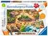 tiptoi® Puzzle für kleine Entdecker: Zoo tiptoi®;tiptoi® Puzzle - Ravensburger