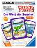 Wissen und Quizzen: Die Welt der Saurier tiptoi®;tiptoi® Spiele - Ravensburger