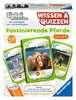 Wissen & Quizzen: Faszinierende Pferde tiptoi®;tiptoi® Spiele - Ravensburger