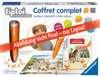 Coffret complet lecteur interactif + Livre Ferme tiptoi®;Lecteur et coffrets complets tiptoi® - Ravensburger