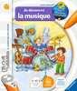 tiptoi® - Je découvre la musique tiptoi®;Livres tiptoi® - Ravensburger