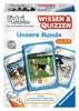 tiptoi® Wissen & Quizzen: Unsere Hunde tiptoi®;tiptoi® Spiele - Ravensburger