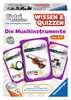 tiptoi® Wissen & Quizzen: Die Musikinstrumente tiptoi®;tiptoi® Spiele - Ravensburger