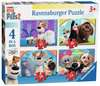 The Secret Life of Pets 2, 4 in a Box Puzzles;Children s Puzzles - Ravensburger