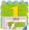 Erstes Zählen und Bauernhoftiere Puzzle;Kinderpuzzle - Ravensburger