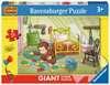 George B Puzzle 24 Giant Pavimento Puzzle;Puzzle per Bambini - Ravensburger